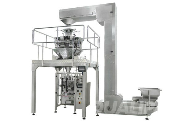 QP-420/520/720AZ  Vertical Packing Machine