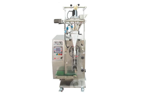 Sachet powder packaging machine